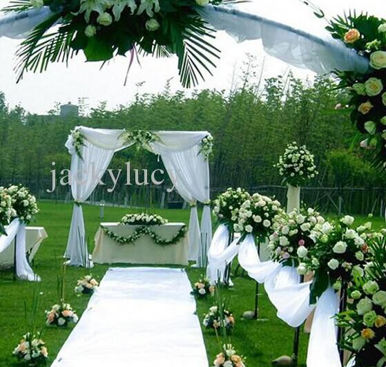 2016 New Wedding Favors White Carpet Aisle Runner For Wedding Party Decorations  Supplies Shooting Prop 35 Meter/Roll Fast Delivery Wedding Decorations Diy  ...