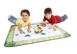 Pen Boards UK - Aquadoodle 60*90cm Water Drawing Toys Mat Magic Pen Water Drawing board baby play mat