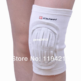 Wholesale Adult Bicycles - Wholesale-407-2014 Rushed Yes White Adult The Bicycle New Kneepad Sports Thermal Kinesio Tape Basketball Outdoor Fun & Knee Pads Free Shippi