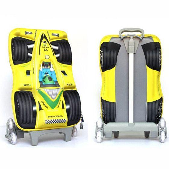 Racing Boy Luggage Set!2014.7 Children Luggage Set.15 Inches ...