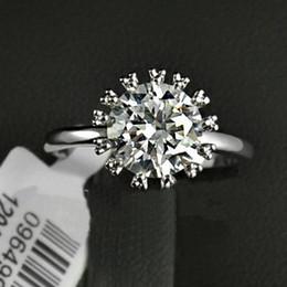 Wholesale wholesale swarovski rings - 2piece lot women Swarovski crystal finger ring ,stamped 18KGP 18k gold plated jewelry