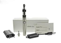 Evod mini x9 on-line-Venda quente Mini X9 Kit De Metal Protank atomizador Evod Enorme Vape Cigarro Eletrônico X9 Kit Ecigarette