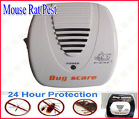 Wholesale Smart Hours - High Coverage Smart Bug Scare Ultrasonic Electrical Mouse Rat Pest Repeller 24 Hour Protection