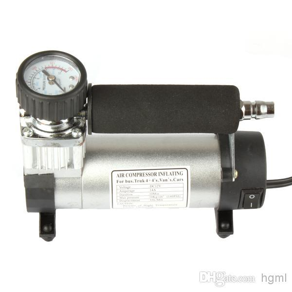 YD-3035 Super Flow portátil 12V 100PSI Auto Inflador de neumáticos / Bomba de aire para automóvil Bombas para automóvil Compresor de aire para automóvil 12V CEC_001