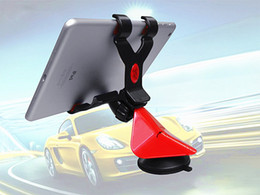 """Strong Tablets NZ - Universal Car Mount Holder Cradle Stand for Tablet Smartphone with Strong Suction Cup Smartphone Holder 8"""""""