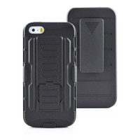 Wholesale Silicone Iphone 4s Covers - For iphone 7 active 6 6s plus Future Armor Impact Hybrid Hard Case Cover + Belt Clip Kickstand Stand i phone 5 5s 4s