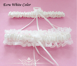 2014 Free Shipping Sexy Lace Garters Ladies Wedding Garters Blue Red White Pink Bowtie Bridal Garter