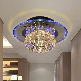 3w led plafonnier couloir cristal all e lumi 5 Superbe Plafonnier Couloir Led Kdj5