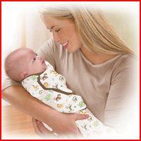 Wholesale Baby Blanket Products - retail summer newborn baby swaddleme parisarc 100% cotton soft infant newborn baby products Blanket & Swaddling Wrap Blanket Sleepsack Melee