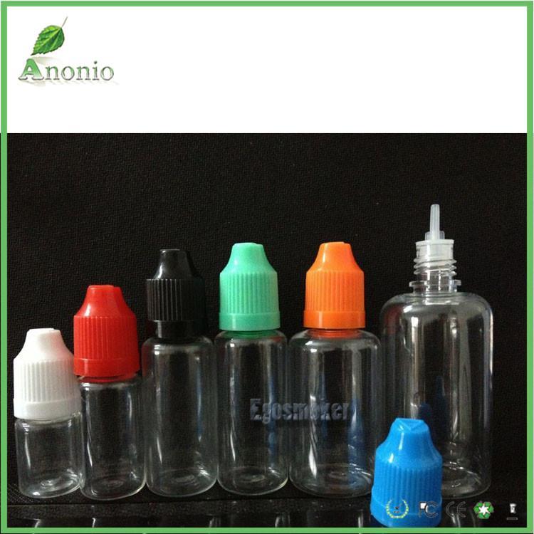 5 мл 10 мл 15 мл 20 мл 30 мл ПЭТ PE пластиковые бутылки капельницы иглы бутылки с детской крышкой E жидкие бутылки длинный тонкий наконечник пустые бутылки