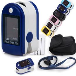 Oximeter Fingertip Canada - CE&FDA,Fingertip Pulse Oximeter,Blood Oxygen Saturation,SpO2 Monitor,PR,CMS50DL,6 colours avaliable