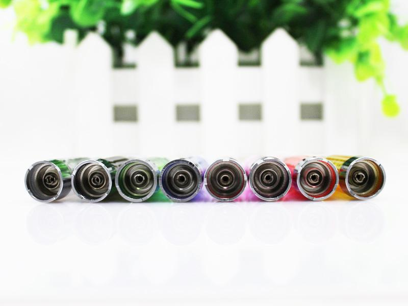 CE4 Atomizer 1.6ml Electronic Cigarette ego atomizer with color drip tips for 510 eGo battery evod mt3 protank e liquid clearomizer