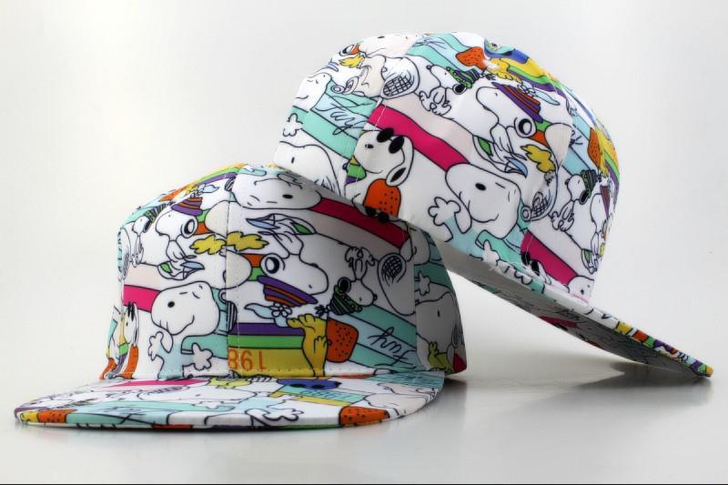Cartoon Snapback Hat SNOOPY Snapbacks Cute Snap Back Hats Ball Snap Backs  Cap Womens Mens Snapbacks Hip Hip Caps Hottest Sports Caps UK 2019 From ... a95131de5b3