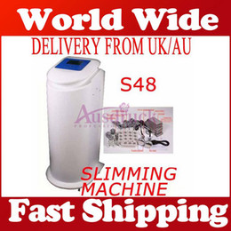 Ultrasonic Lipolysis Machine Canada - 100% Hot sale Ultrasonic Cavitation Liposuction Device 40Khz Cavitation Vacuum RF System Ultrasound Lipolysis Slimming salon Machine