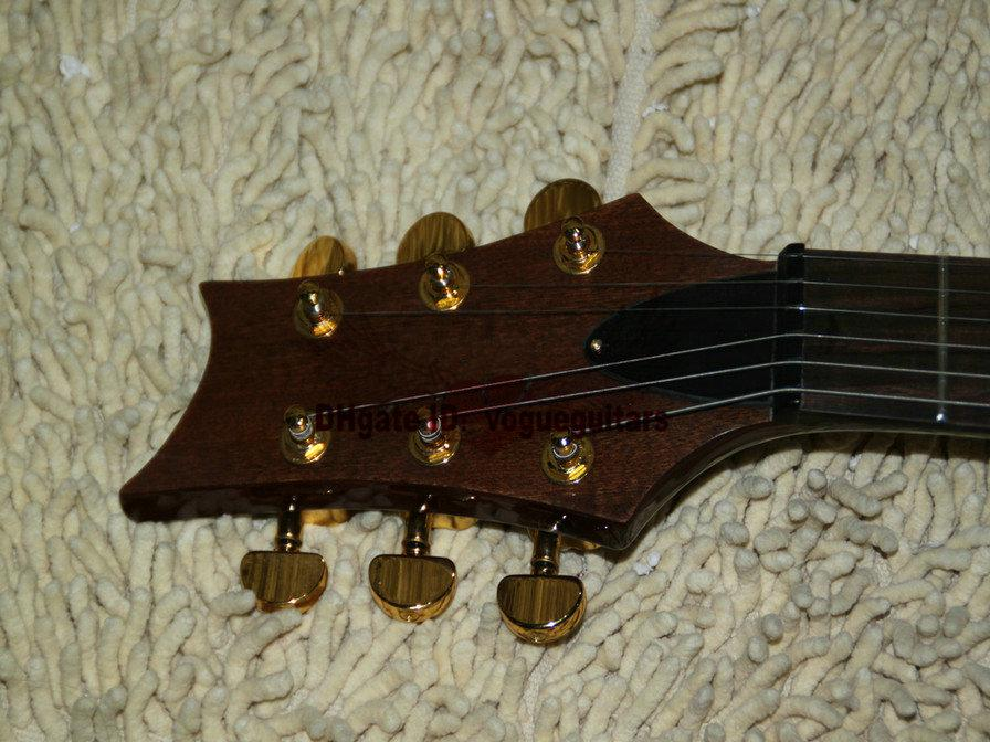 High Quality Newest Brown Electric Guitar Best Selling OEM Available