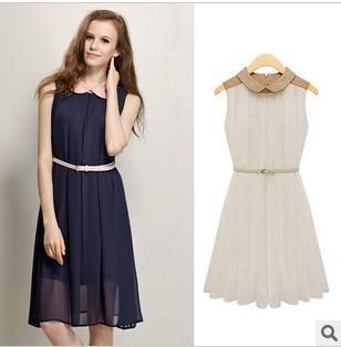 Ladies European Western Women's Clothing Summer Dresses 2013, With ...