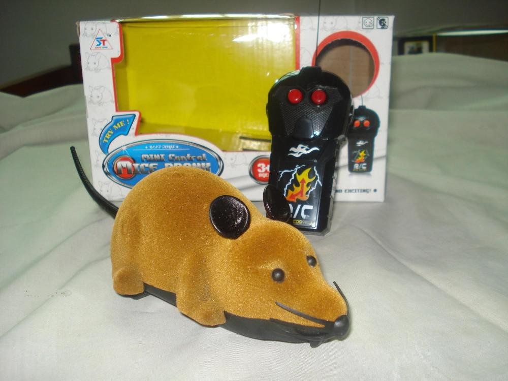 cat toy mouse electronic music