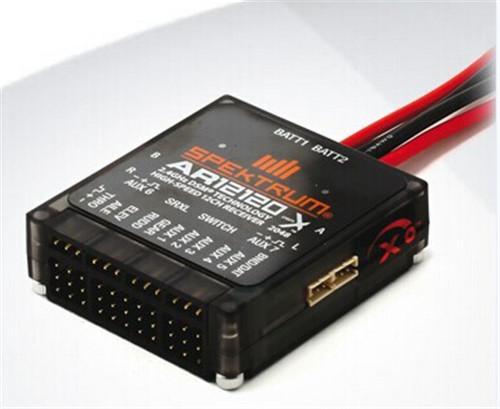 Новый AR12120 12 Канал 12 CH Dsmx XPlus Powerv Безопасный приемник SPMAR12120
