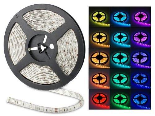 best selling 100M 20 rolls Led Strip Light RGB 5050 SMD 300Led Waterproof IP65 100 meter led ribbon change color Halloween Christmas String Via DHL