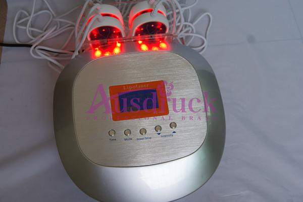 Mini Lipo Diode desktop Körper Laser LLLT Cellulite Fettabbau Lipolaser Lipolyse Gewichtsverlust Maschine Abnehmen Heimgebrauch Körperpflege