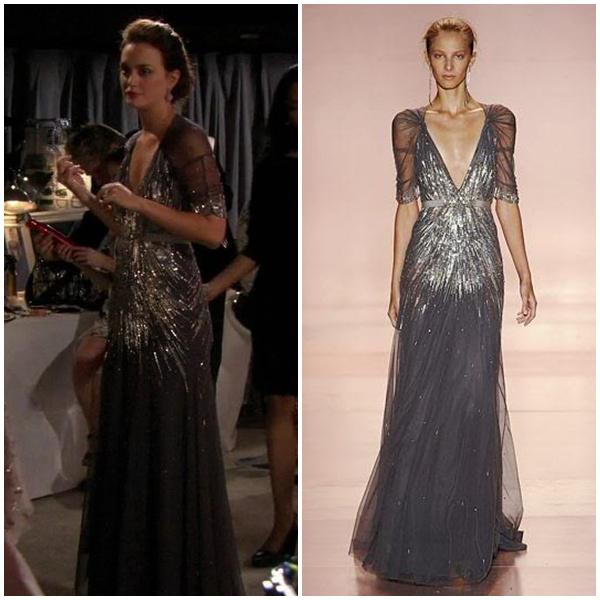 blair waldorf formal dress - photo #21