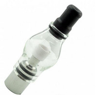 Atomiseur De Bulbe En Verre Pour Ego Pas Cher-Great Bulb Atomizer Wax Glass dome globe de verre en verre Glass Pyrex Glass pour eGo t Battery E Cigarettes Vaporisateur à cire sèche à fines herbes