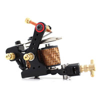 Wholesale Distributors Machines - Brand New Pro Cast Tattoo Machine Tattoo Gun for Kit Tattoo Ink Distributor