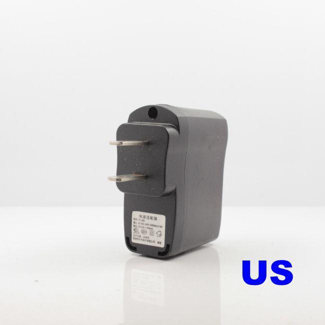 Caricatore USB E Cig Caricabatterie da muro Ego T Caricatore da muro EGO Caricabatterie US EU UK AU Alimentatore CA Caricabatterie da parete CE ego series Batterie FJ006