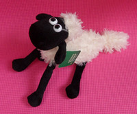 Wholesale Shaun Sheep Gifts - Free shipping NEW RARE Shaun The Sheep cute Plush Dolls Toy New Best Gift For Kids 10""