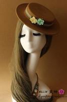 Wholesale Wig Props - Art Mannequin Head Rebecca Wigs Manikin Long Neck Props Show Women Head Mannequins White