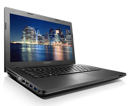"Wholesale Dual Core Notebook Window - 14.0"" Lenovo IdeaPad G405 14 inch G405 E2100 2G 320G Laptop AMD APU AMDKabini dual core E1-2100 (1.0GHz) notebook Computers"