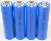 Wholesale Ego Vmax - Fedex DHL vape 18650 battery 2200mah for electronic cigarette Mod H100 K100 K200 ego vv e cigarette Vmax e cigs Telescope series Lavatube