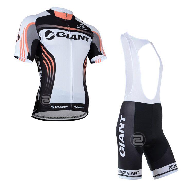 2015 riesige Team Roupa Ciclismo kurze Ärmel Radtrikots / Breathable Fahrrad Radsportbekleidung / Quick-Dry Bike Sportsear Mans