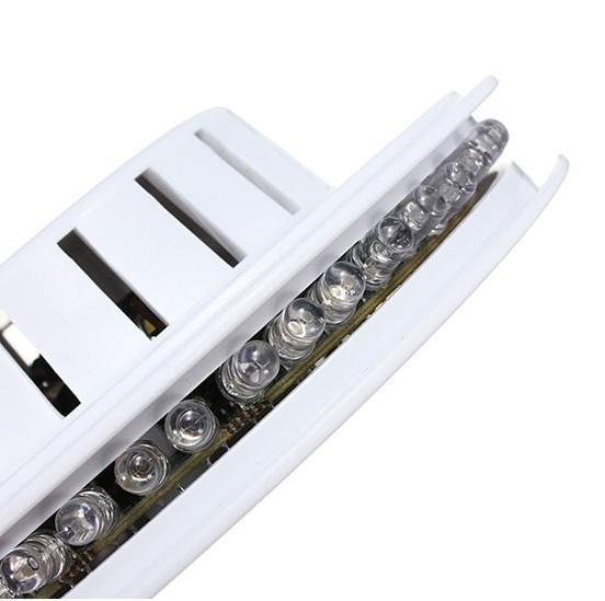 48 LED Mini AutoVoice-aktivierte rotierende Partybeleuchtung Sunflower LED-Leuchten RGB-Disco DJ KTV Bühnenlicht