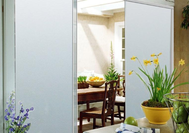 Fashion Diy Frosted Glass Privacy Window Film Sliding Door Glass - Window decals for home privacy