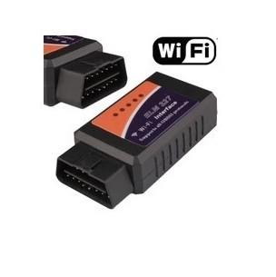 ELM327 WIFI OBD2 Scanner 25K80 Chip Elm 327 Wireless Suppost All OBDII Protocol For IPhone Ipad IPod Latest Hardware V2.1