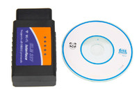Wholesale Elm Wifi Ipad - ELM 327 WIFI ELM327 OBD2 suppost all obd2 products for iPhone ipad iPod latest hardware V2.1