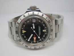 Wholesale Vintage Auto Watch - Mens luxury watches top brand watch vintage style stainless steel wristwatches R28