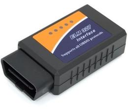 Canada Le scanner de Bluetooth d'ELM 327 peut travailler sur l'outil de balayage d'ELM327 BT OBDII de téléphone portable La dernière version ELM327 Bluetooth Offre