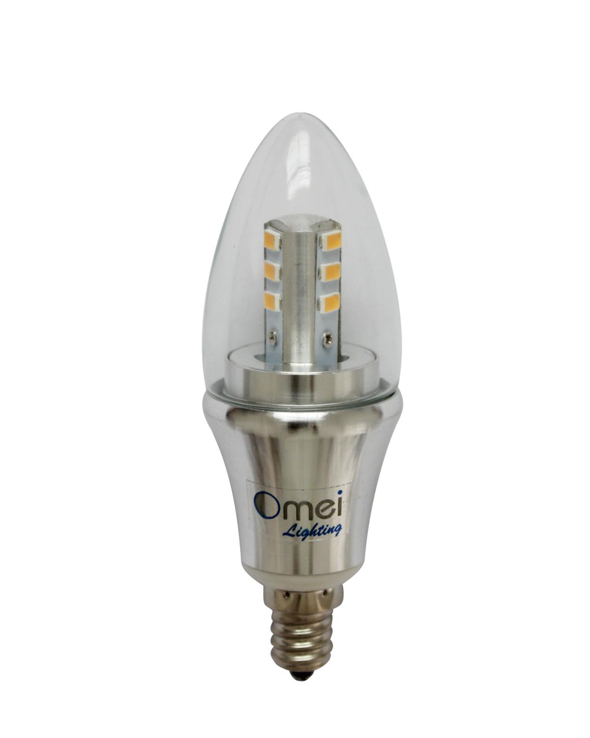 Led candelabra bulb daylight dimmable 6 pack omailighting e12 6w 60w led candelabra bulb daylight dimmable 6 pack omailighting e12 6w 60w 60 watts led bulb bullet top led candelabra bulb led daylight bulb led candle bulb e12 arubaitofo Images