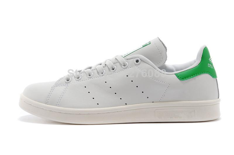 Limited Edition Stan Smith Shoes for Men White Color Musial Originals Stan Smith Skateboarding Shoes Size 36-44 Drop Shipping Stan Smith Shoes Walking Shoes ...