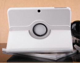 capas resistentes à gota do ipad Desconto 360 película do protetor da caixa da tabuleta da rotação para a guia 3 da galáxia de Samsung T320 P3100 N5100 P1000 MINI 20PCS