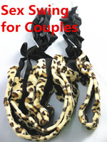 Wholesale Sex Ceiling - Nylon Sex Ceiling Swing Furniture Adult Sex Toys for couples Kinky Play Games Pleasure Fun XLY1108C