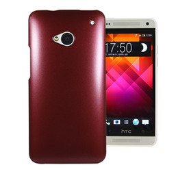 Wholesale M7 Phone Case - One Lot Sale Free Shipping Cheap Price Wholesale Smart Phone Cases for HTC M7 One