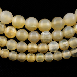 Wholesale 7mm Spacer Bead Bracelet - Natural Tibet Ram Horn Bone Beads 7mm 8mm 9mm 10mm Round Ball Spacer Loose Beads Fit Necklace Bracelet DIY Accessories BTD052 BTD053