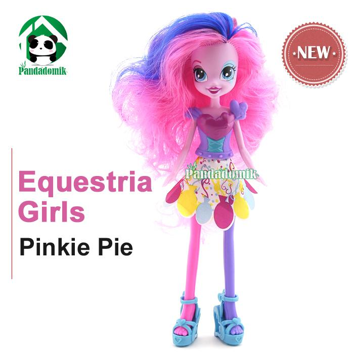 Best My Little Pony Toys And Dolls For Kids : New doll my little pony equestria girls pinkie pie