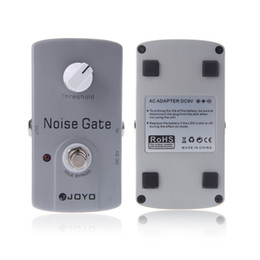 Wholesale Guitar Effects Pedals Noise - Electronic 2014 New JOYO JF-31 Noise Gate Electric Guitar Effect Pedal Noise Suppressor True Bypass Design Guitar Accessories I291