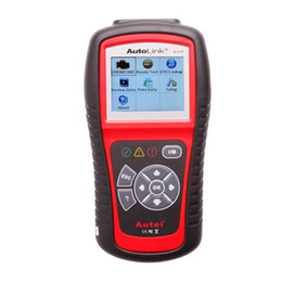 Chinese  Road Through Genuine Products AUTEL Autolink OBDII CAN Scan Tool AL519 Works On ALL 1996 And Newer Vehicles manufacturers