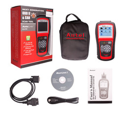 Wholesale Genuine English - Road through genuine products AUTEL Autolink OBDII & CAN Scan Tool AL519