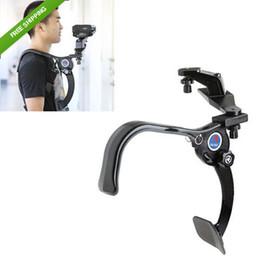 New hot video free online shopping - Hot sale Hand Free Shoulder Pad Support Stabilizer KG for Camcorder DV Video Camera Drop Shipping Day Dispatch New Item